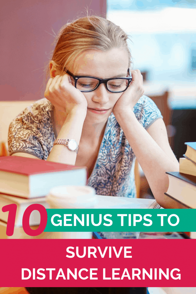 10 Tips to Survive Virtual Learning