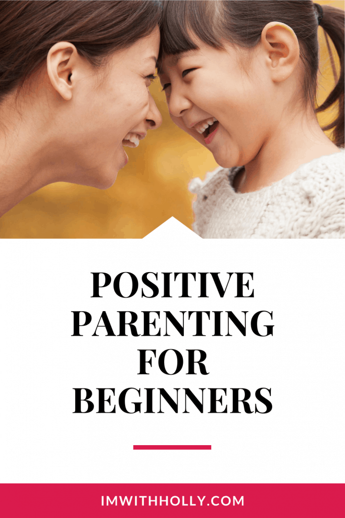 Are you tired of yelling? Do you wish your kids would listen? Positive Parenting can give you the tools to stop yelling and get your kids to actually listen. Check out our Ultimate Guide to Positive Parenting today.