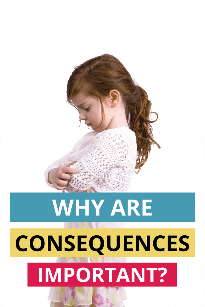 Consequences are a large part of Positive Parenting. Learn how to implement consequences effectively.