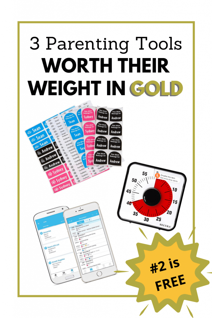 3 Parenting Tools Worth Their Weight in Gold