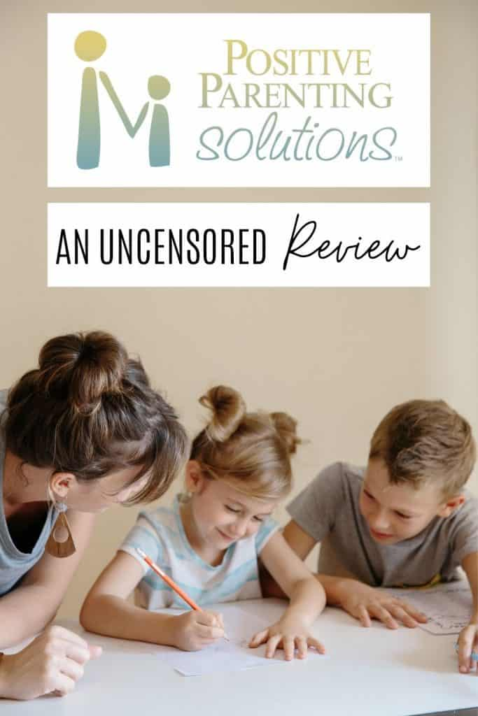 As a long time member of Positive Parenting Solutions, I can give you the scoop on what works and what doesn't. Read my uncesored review!