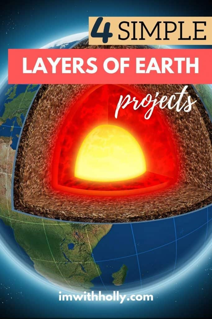 layer of earth projects