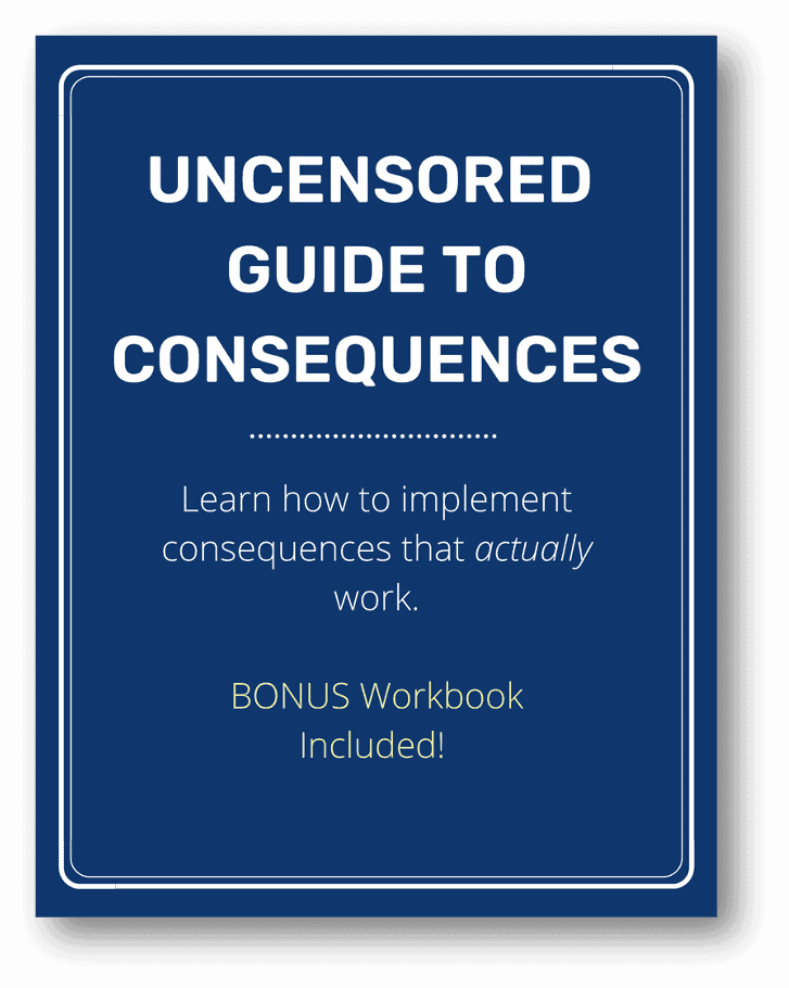 guide to consequences