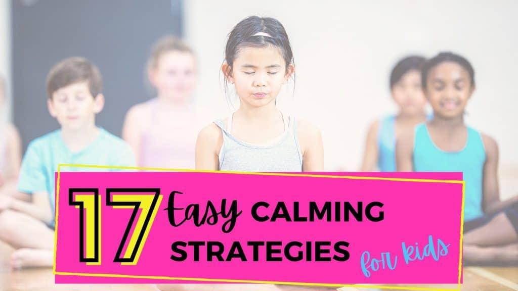 grounding strategies