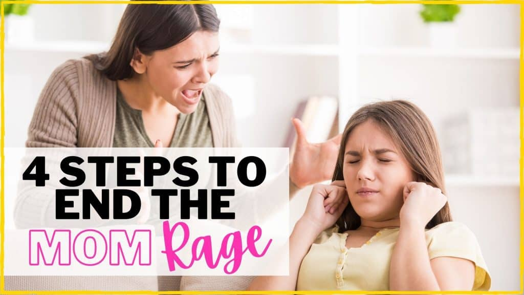 how to tame mom rage