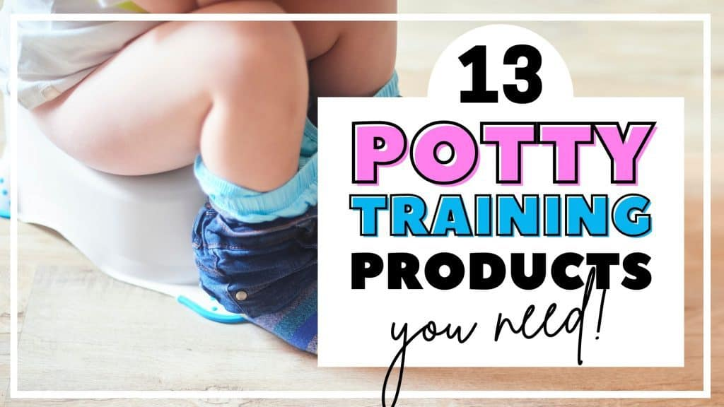 Plan ahead to ensure the success of your potty training efforts! Here's our list of the absolute best potty training products to consider.