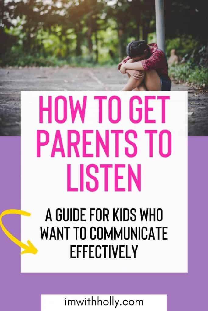 A guide for kids who want to communicate effectively