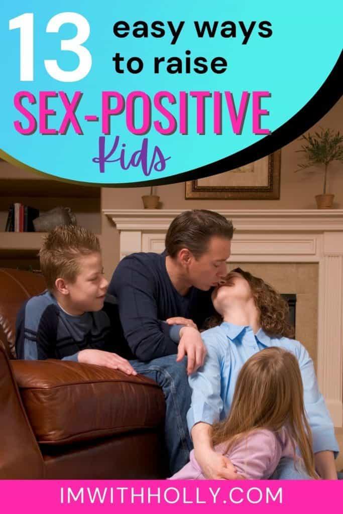 Raise sex positive kids