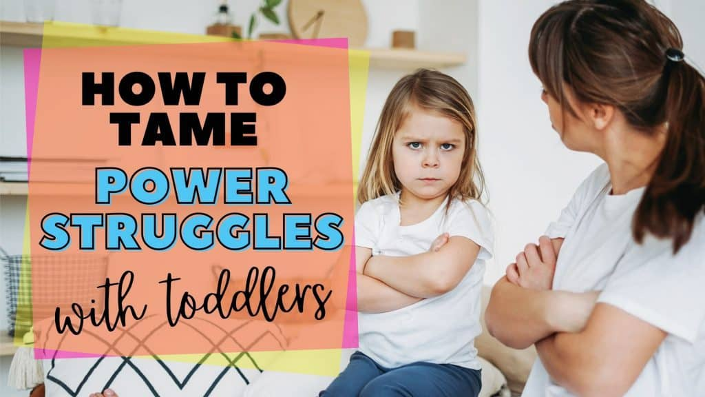 How to tame power struggles