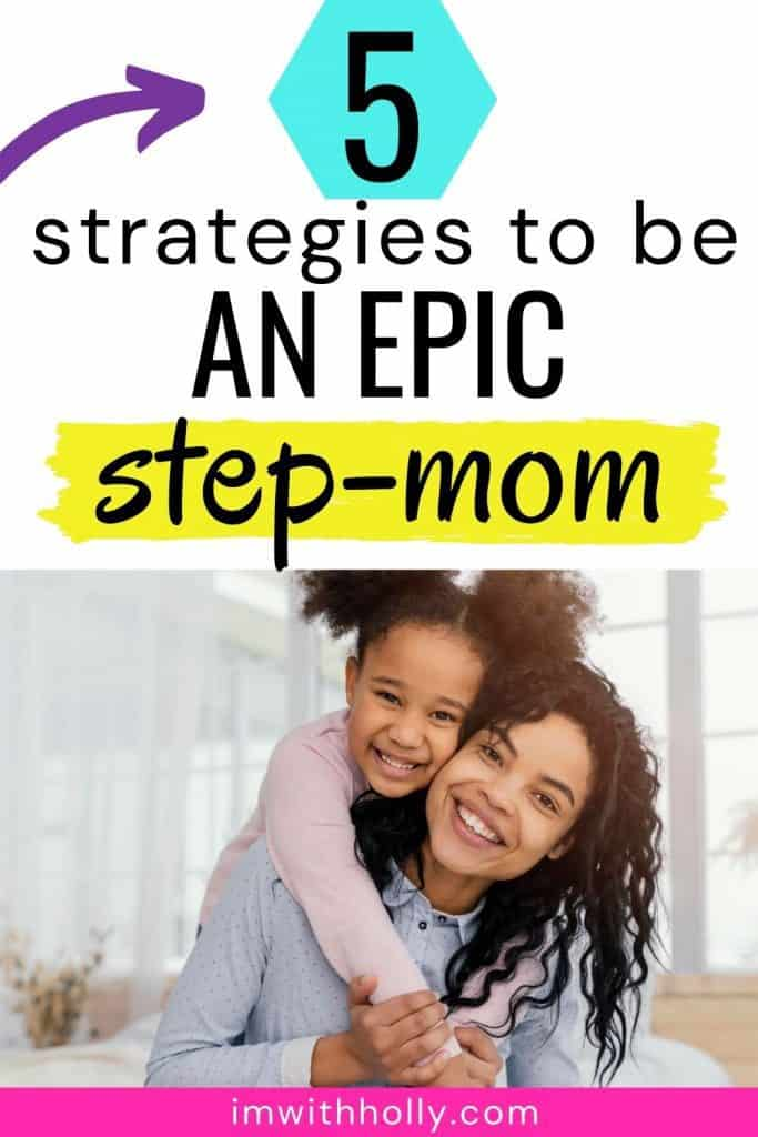 Are you struggling to step into the role of stepmom? Do you have a new toddler to parent? Here's how to be a stepmom to a toddler and grow a healthy parent/child relationship.