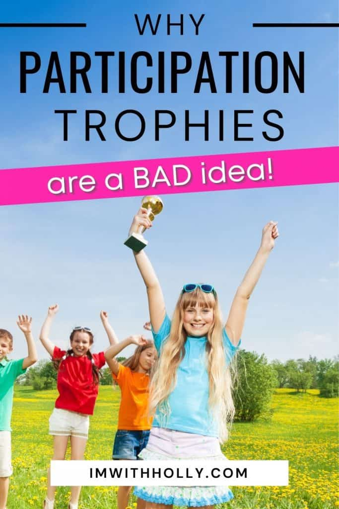 Wondering why every kid should NOT get a trophy? It's a dangerous trend, and here's why we need to stop offering rewards for every single participant.