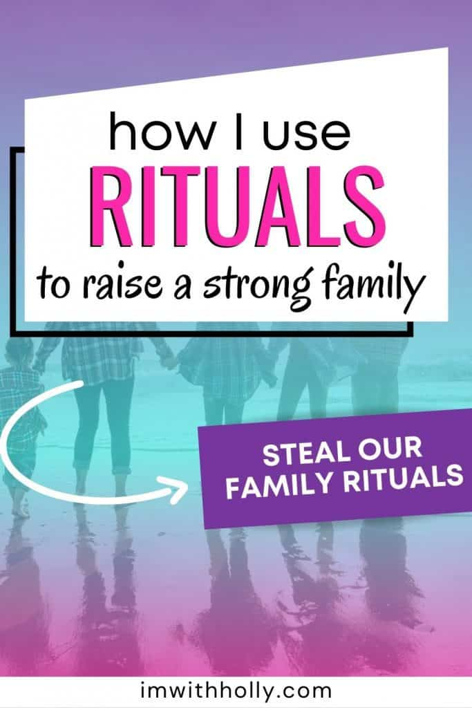 Are you ready to strengthen your family? Rituals are a way to develop deep, life-long connections. Try implementing family rituals today!