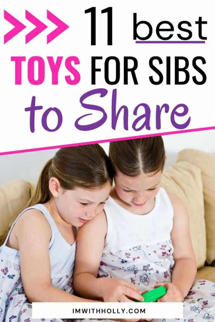 Best toys for kids to share