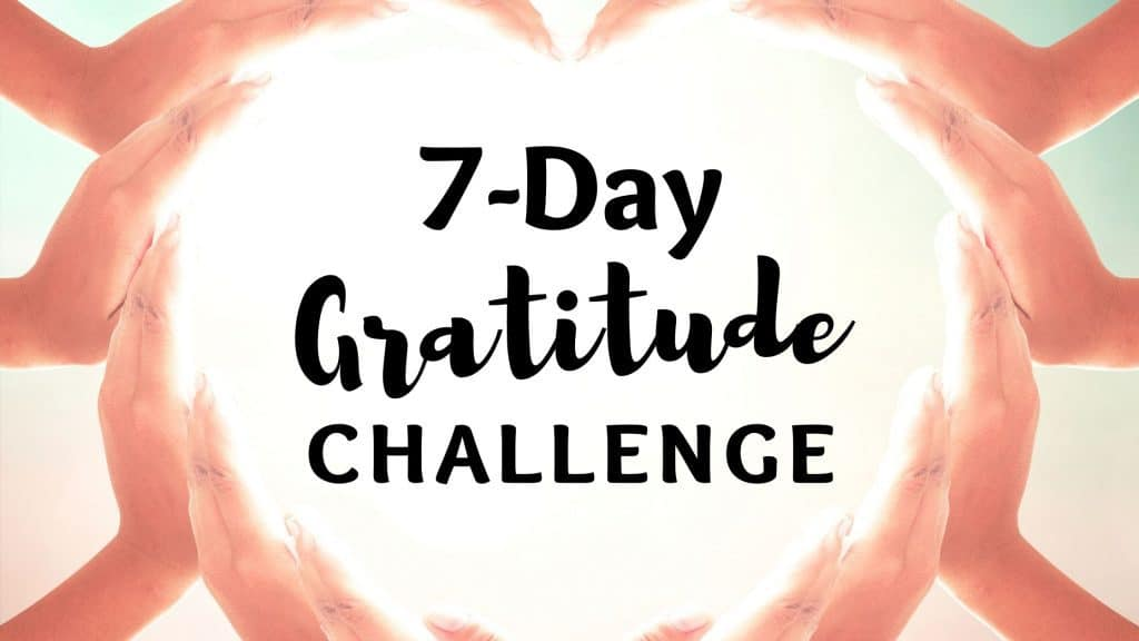 Ready to improve your mental health with just a 5 minute a day commitment? Take our 7-Day Gratitude Challenge. You'll be shocked at how big of an impact a simple gratitude writing prompt can have on your daily life.