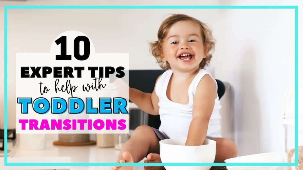 help toddlers with transitions
