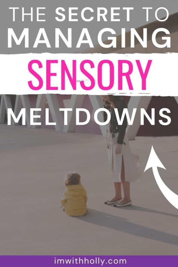 Sensory Meltdowns in Children