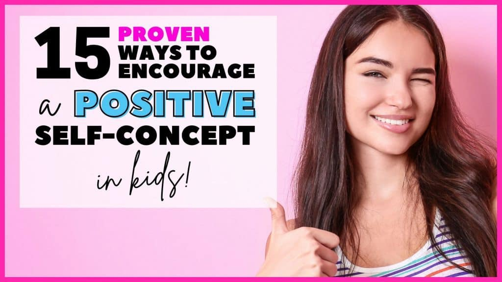 positive self concept