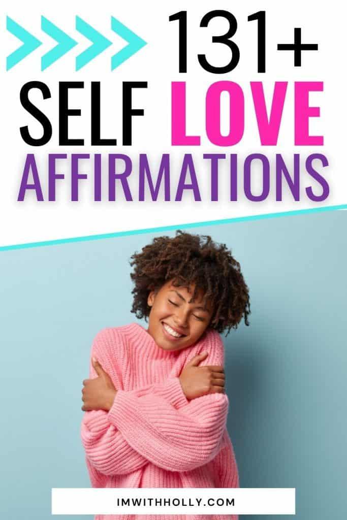 Self Love Affirmations for Moms