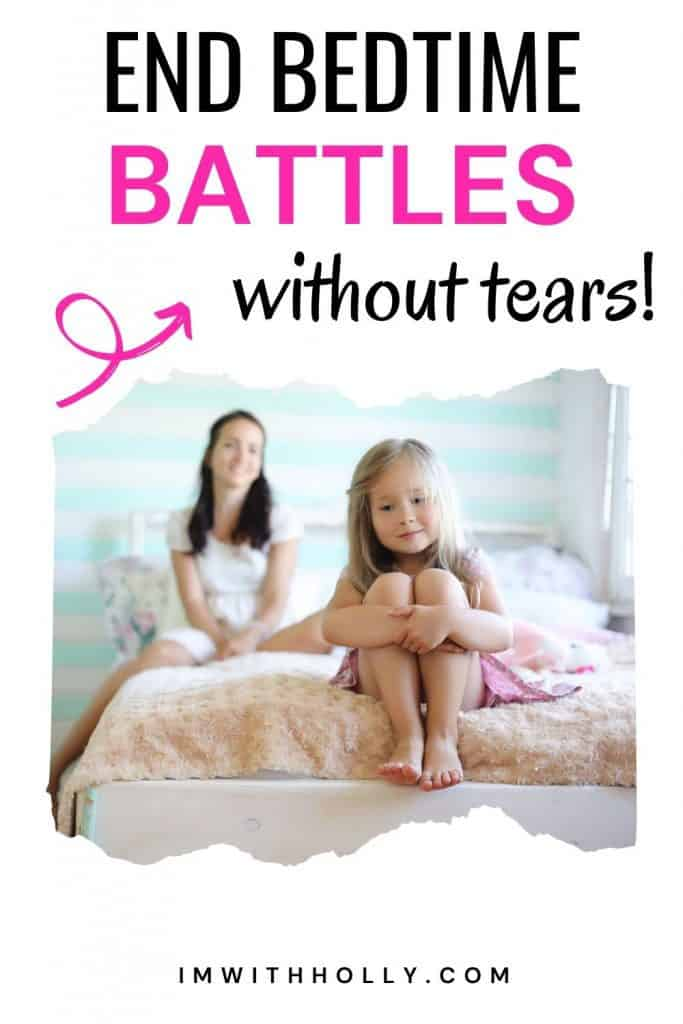 end the bedtime battles with your toddler