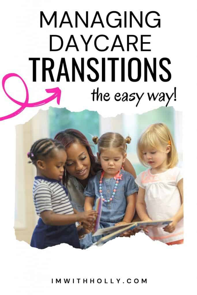 How to help kids through a tough daycare transition