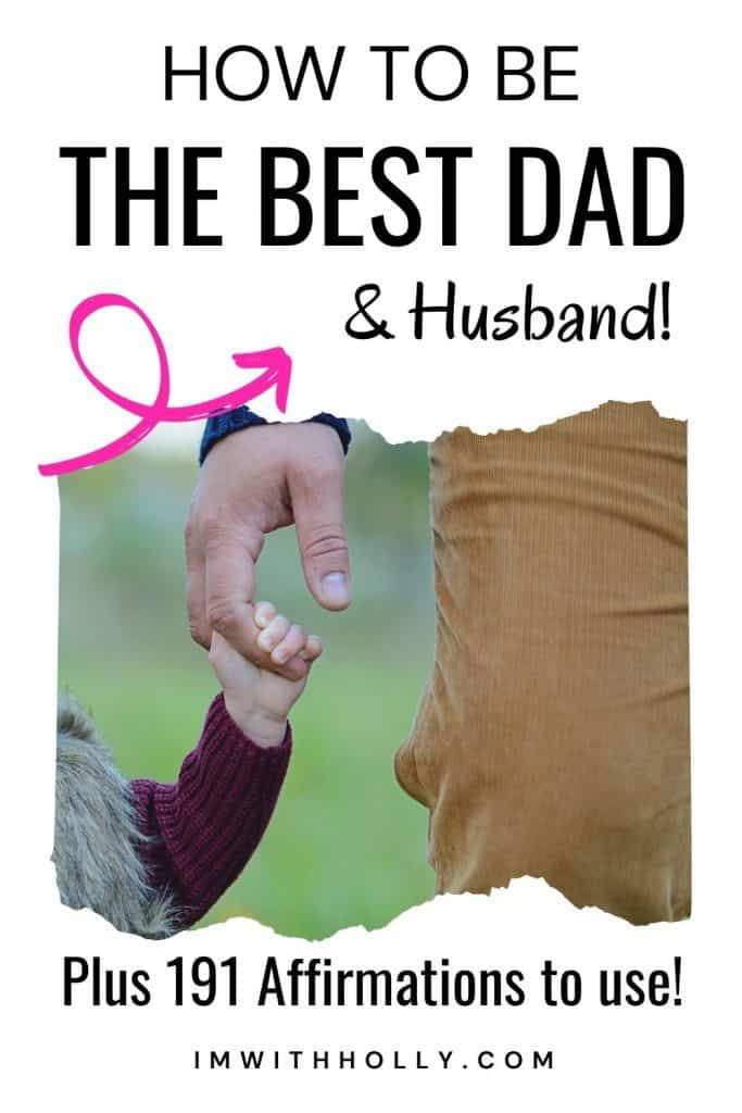 how to be a better father and husband