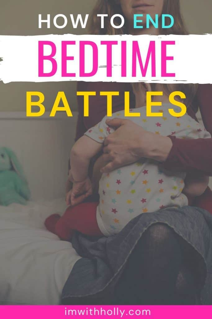 end bedtime battles with toddlers