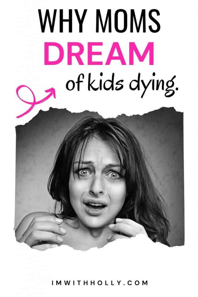 why moms dream of babies dying